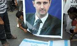 الكيان الصهيوني إذ يودع طاغية الشام؟!