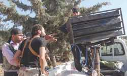 صواريخ سام 7 الحرارية في أيدي ثوار سوريا
