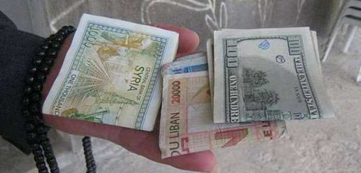 انهيار غير مسبوق لليرة السورية.. رقم قياسي جديد أمام الدولار