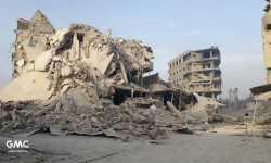 نشرة أخبار سوريا- النظام يستخدم الكلور والفوسفور لقصف المدنيين في الغوطة، وقواته تتكبد عشرات القتلى على مشارف حمورية  -(15-3-2018)