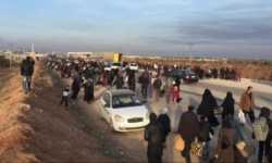 حلب تتجهز للحصار.. والعائلات تواصل النزوح