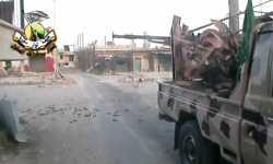 أخبار سوريا_ مجاهدو حوران يصلون إلى أبواب غوطة دمشق الغربية، ووزارة الاتصالات في الحكومة المؤقتة تقر تنفيذ مشروعين في حلب_ (15-11- 2014)