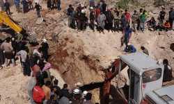 غارة روسية تقتل 16 طفلاً في كفر بطيخ بريف إدلب