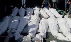 آخر مجازر النظام السوري في مدينة حمص.. مجزرة التشييع