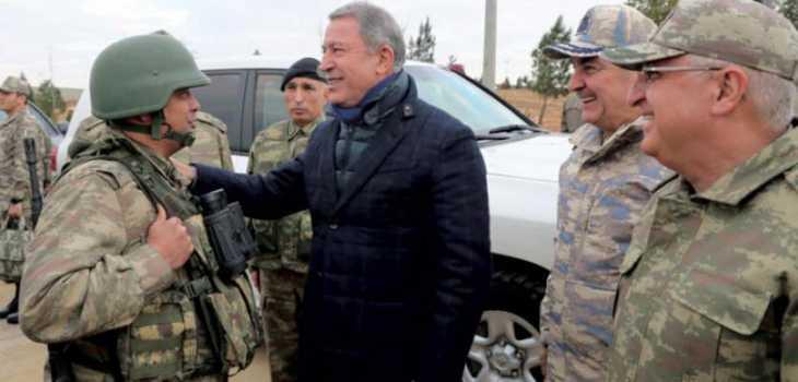 وزير الدفاع التركي: لن نسحب قواتنا من إدلب