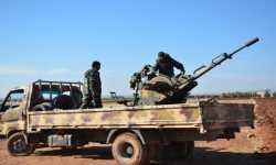 غطاء روسي للقوات الكردية ضد المعارضة السورية بحلب