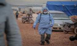 استعدادات في إدلب لمواجهة فيروس كورونا