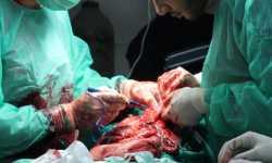 واقع المستشفيات الميدانية في الغوطة  لشرقية