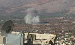 قوات الأسد تنهب البيوت والمحاصيل قبل انسحابها من محيط الزبداني