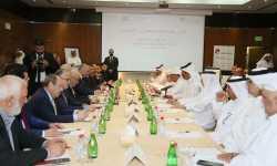 لقاء رجال الأعمال السوريين بغرفة تجارة قطر.. هذه مخرجاته