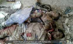 خلال 24 ساعة ..100 قتيل للنظام على جبهة الريحان شرقي الغوطة