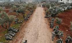 الجيشان الوطني والتركي يبدآن عملية عسكرية لاستعادة سراقب