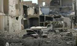 معركة الغوطة.. حشد عسكري لأهداف سياسية