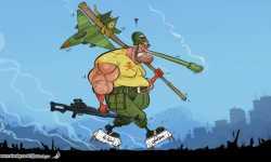 روسيا تسترد هيبتها بقتل السوريين