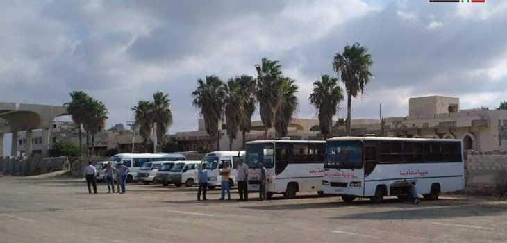 نظام الأسد يعتزم فتح معبر نصيب أمام