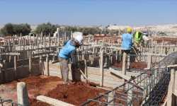 مشروع لبناء مجمع سكني في إدلب خاص بهذه الفئات (صور)