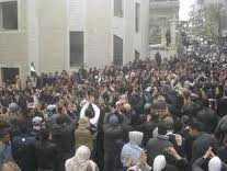 أخبار يوم الثلاثاء 3-4-2012م (ثلاثاء الحرية لنورا الجزاوي)