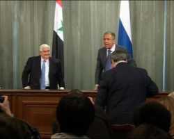 إصرار روسي على دور إيراني في سوريا