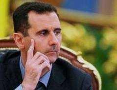 نظام الأسد خازوق بين قوتين
