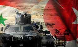 تجدد القصف بين الجيشين التركي والسوري