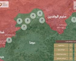 الغوطة الصابرة وجيش الإسلام… حاصروا العاصمة وهددوا أركان النظام