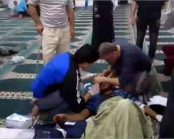 96 قتيلا بسوريا وأنباء عن مجزرة