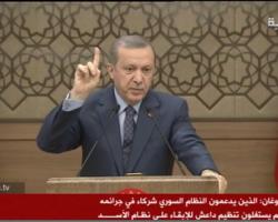 أردوغان: ماضون في دعم السوريين ونعمل على إقامة المنطقة الآمنة