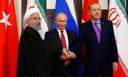 بوتين يكتفي بحصته وإيران في «سورية المفيدة»