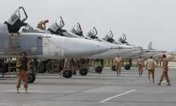 روسيا تخبّئ طائراتها: إنشاء حظيرة طائرات في قاعدة حميميم الجوية