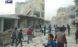 نشرة أخبار سوريا- أكثر من عشرين شهيداً في مجزرة روسية بريف إدلب، وجبهة النصرة تستأنف مسلسل البغي في ريف حلب -(22-3-2018)