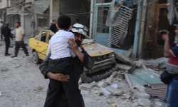 أحلك ساعة تمر بها سوريا