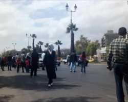 أزمة مواصلات وإضراب للسائقين في دمشق
