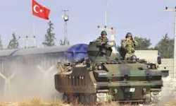 هجوم حلب ومعركة تركيا الأخيرة
