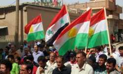مظاهرات عارمة في كوباني ضد الاقتتال الكردي ـ الكردي