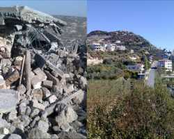 دويركة السورية.. خراب وبؤس بعد أمن ورخاء