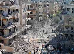 سوريا تحتل موقع أفغانستان في ذيل مؤشر السلام