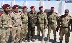 قبيل انطلاق عملية شرق الفرات: الجيش الوطني السوري يصدر تعميماً مهماً، ويوجه رسالة لمقاتلي