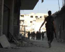 القتل والتدمير ضريبة التحرير في غوطة دمشق