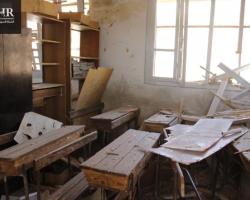 تقرير يوثق حوادث الاعتداء على المراكز الحيوية المدنية في سوريا خلال شهر سبتمبر