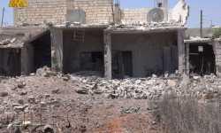 حصاد أخبار الجمعة- استمرار القصف يلغي صلاة الجمعة في إدلب، وسقوط ضحايا جراء قصف جوي على