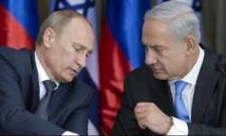 بوتين ونتنياهو يبحثان ملف التسوية في سورية