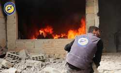 تقرير يوثق مقتل 1014 مدنياً خلال نيسان الماضي معظمهم على يد روسيا والنظام