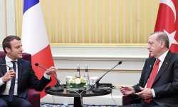 الملف السوري على أجندة لقاء مرتقب بين أردوغان وماكرون آخر الأسبوع