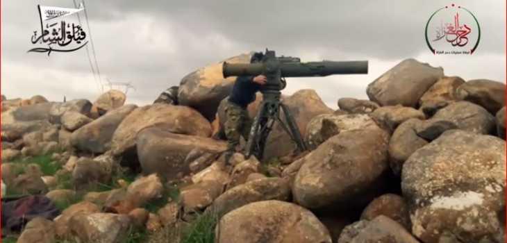 الغضب للغوطة:  غرفة عمليات لاستهداف ثكنات ومطارات النظام في سورية
