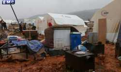 الهلال الأحمر التركي ينوي إنشاء مناطق إيواء جديدة في سوريا