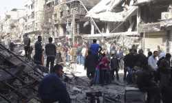 النظام السوري يخطط لإفراغ اليرموك من الفلسطينيين