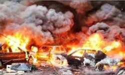 منفذا تفجير بيروت قدما من سوريا