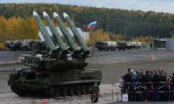 روسيا تختبر أكثر من 200 سلاح جديد في سورية