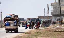عودة اللاجئين السوريين...