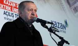 أردوغان يتوعد بالقضاء على القوة الحدودية التي ستشكلها أمريكا في سورية